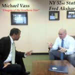 Interview of State Senator Fred Akshar, with Michael Vass, in 2016